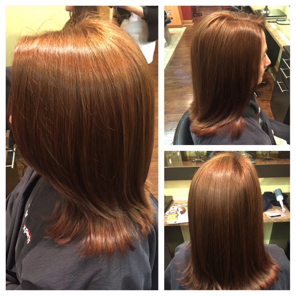 Before/After with Andrea from Birkdale Village
