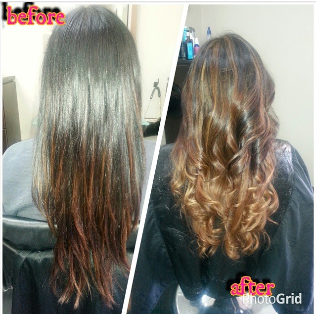 Before/After with Stacy from Birkdale Village
