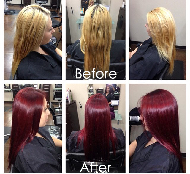Before/After with Jess from Birkdale Village