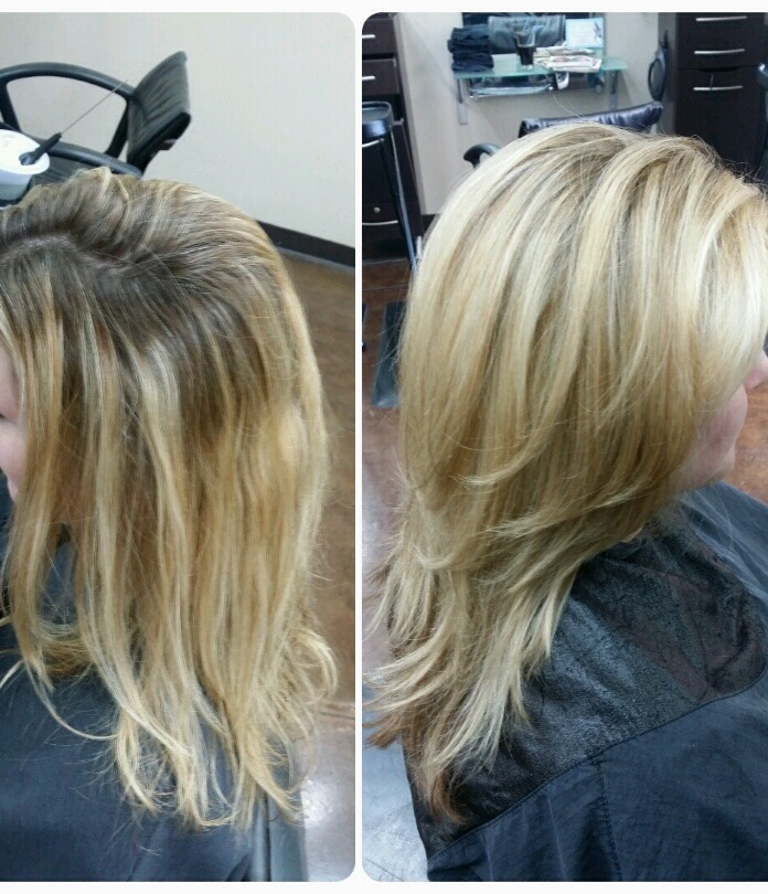 Before/After with Michelle from Birkdale Village